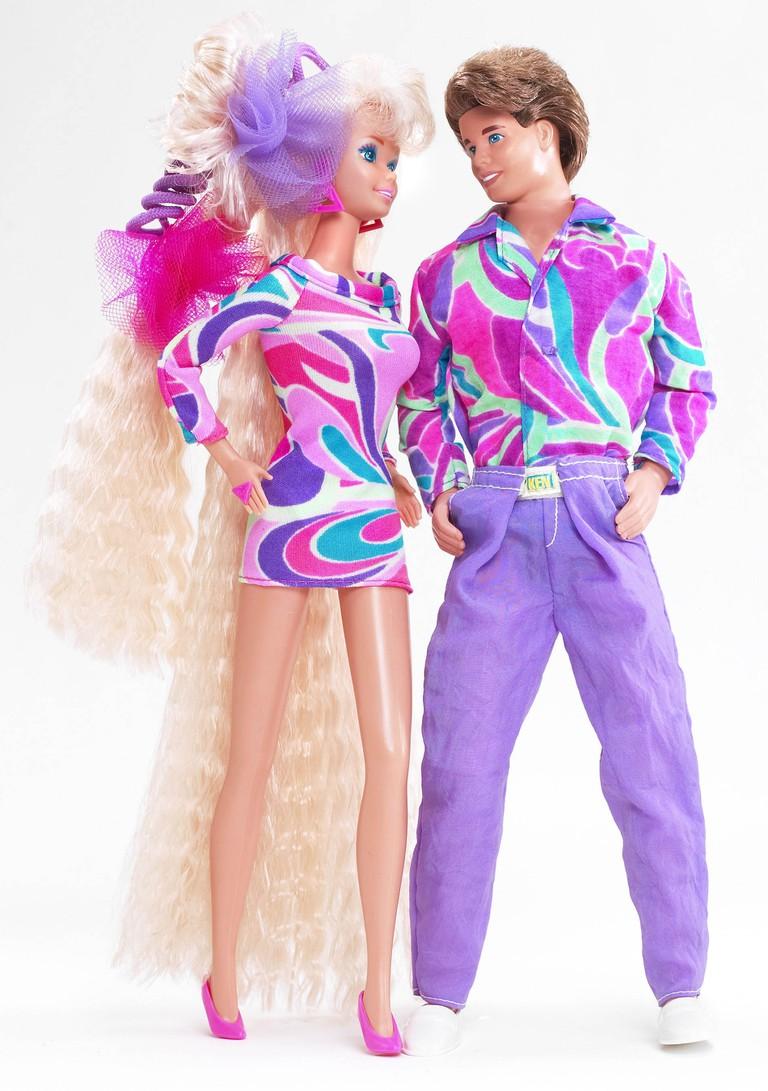 1990s Barbie_Ken