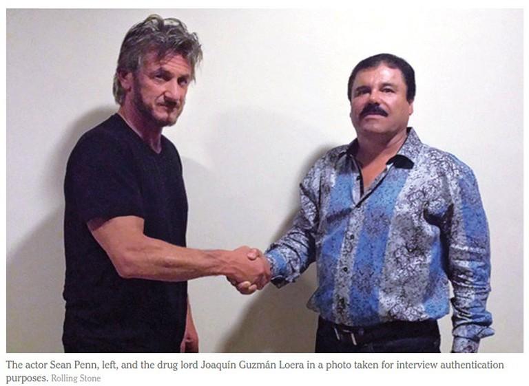 'El Chapo' Gúzman and the infamous shirt | © Renegade98/Flickr