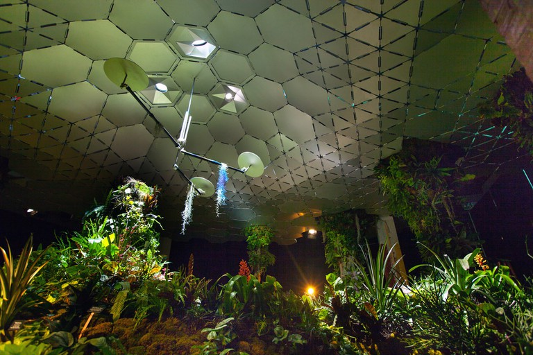 The Lowline Lab, currently open on weekends | © The Lowline