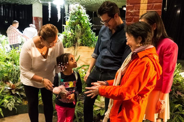 A Lowline community event | © Deborah Lowery