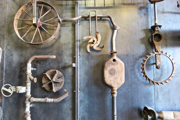 Crucible Machinery © Fabrice Florin/Flickr