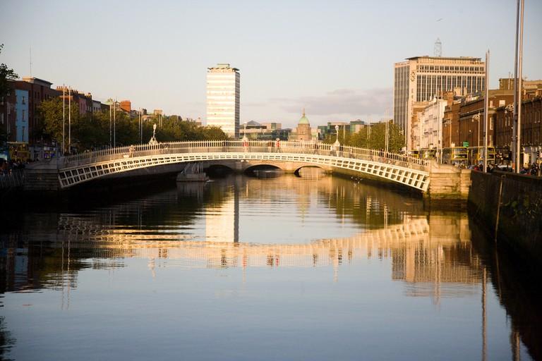 Ha'penny Bridge   © William Murphy/Flickr
