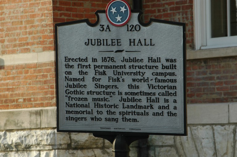 © Jubilee Hall, Fisk University, Maureen/Flickr