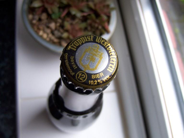 Westvleteren XII, a Trappist beer often referred to as the best beer in the world | © Stephen Boisvert/Flickr