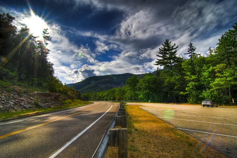 The Kancamagus Highway| ©Jim Pennucci/Flickr
