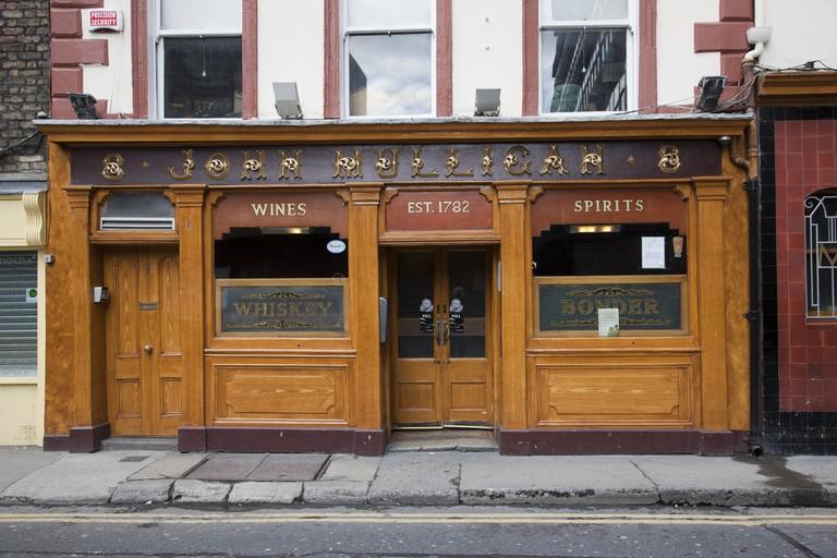 Mulligan's Pub on Poolbeg Street | ©William Murphy/Flickr