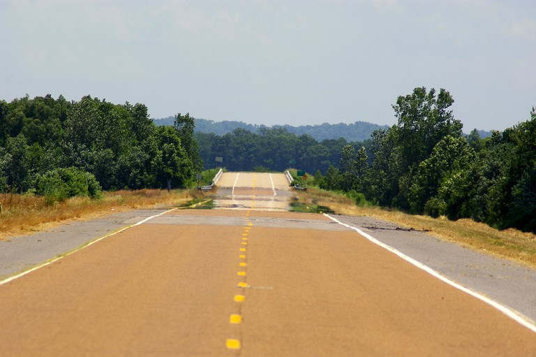 Great River Road, West Tennessee | © Roland Klose/Flickr