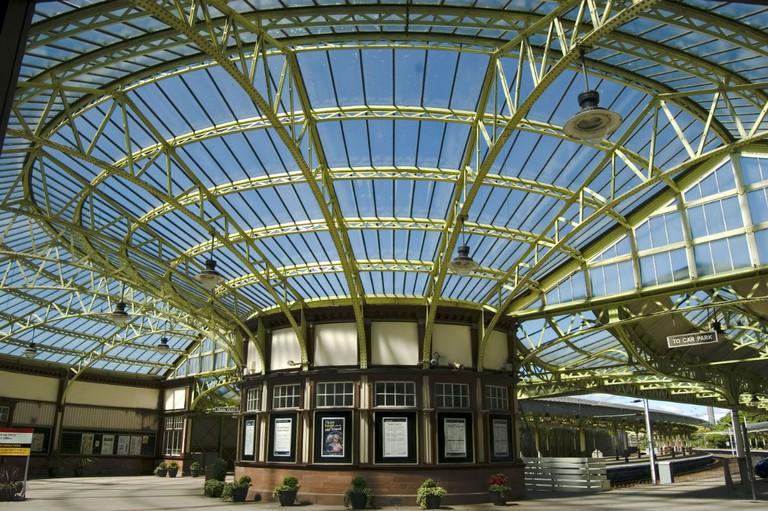 Wemyss Bay Station   © colin houston/Flickr