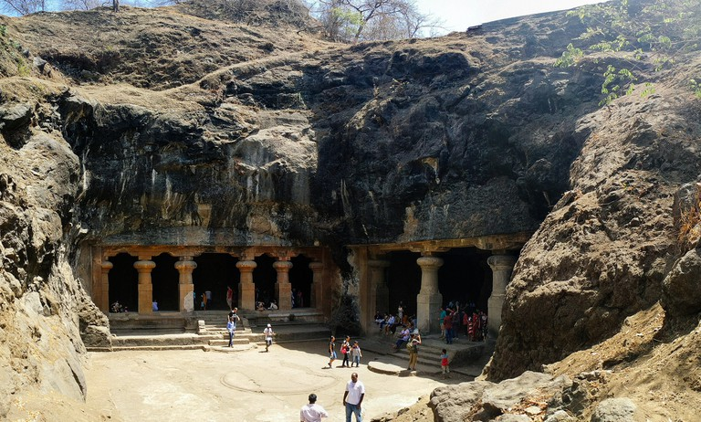 The Elephanta Caves | ©Ashwin Kumar/Flickr
