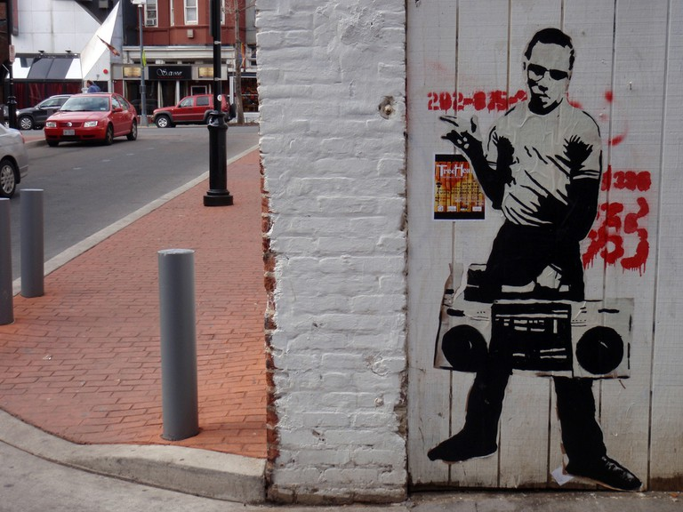 Martha Cooper (The Hip Hop Files) by Stranger Crew   Daniel Lobo / Flickr