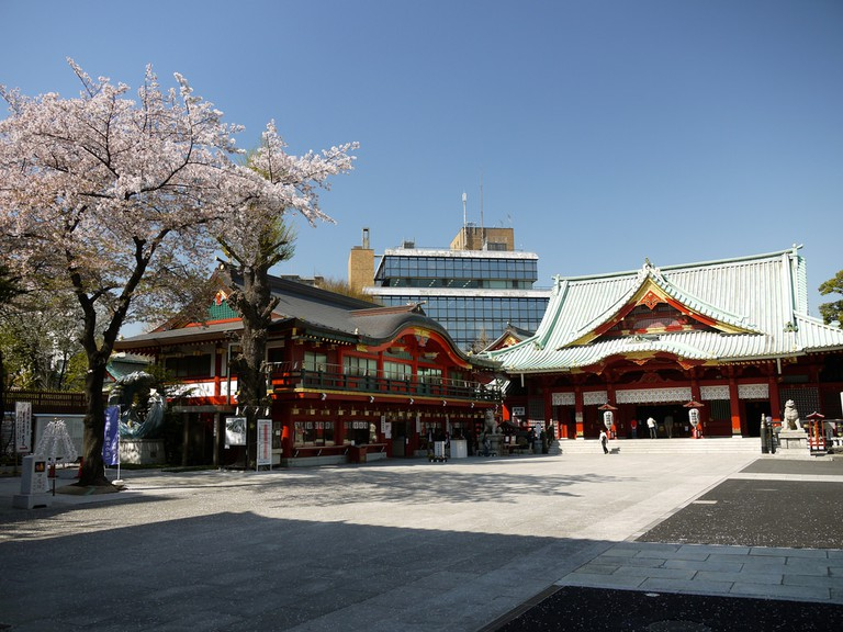 The Kanda Shrine in spring | © Yoshikazu Takada/Flickr