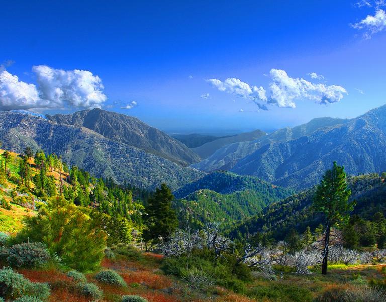 The Sheep Mountain Wilderness   © Rennett Stowe/Flickr