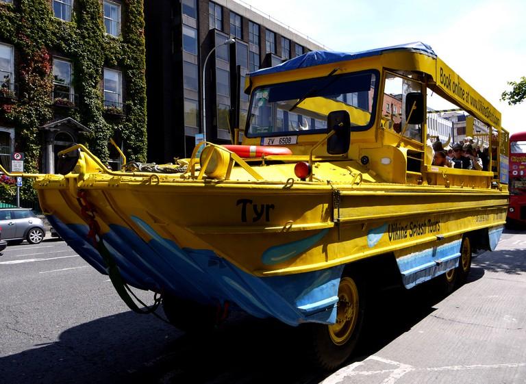Viking Splash Tour vehicle | © Mic/Flickr