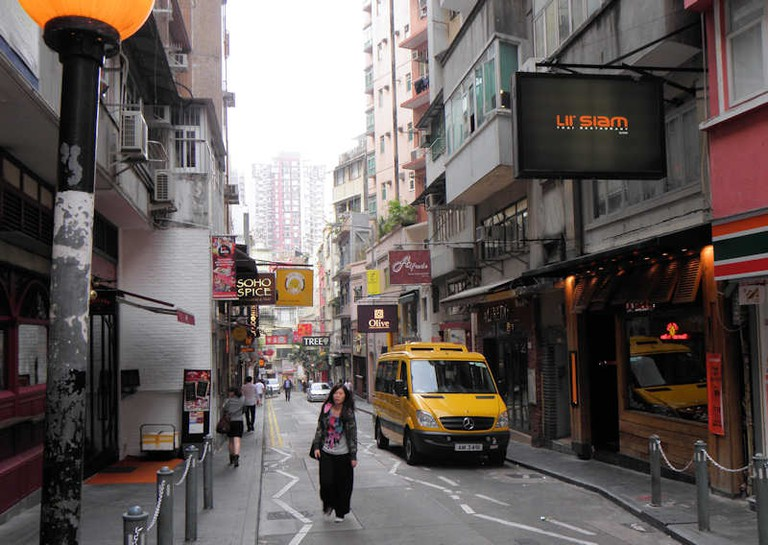 SoHo, Hong Kong | Hanumann/CC BY 2.0/Flickr