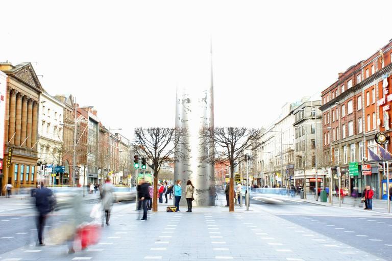 O'Connell Street, Dublin | © Framing the World/Flickr