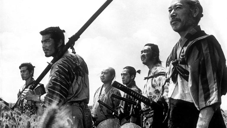 Seven Samurai (Toho)