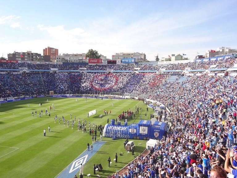 Estadio Azul | © The Stadium Guide/Flickr