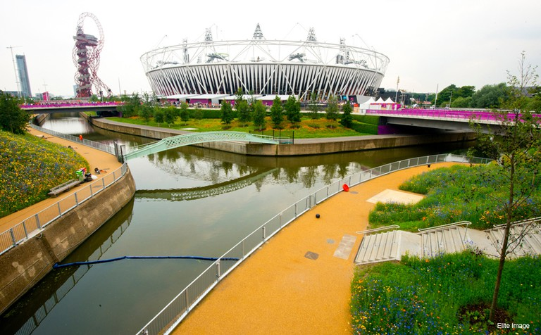 The Olympic Park|©Atos/Flickr