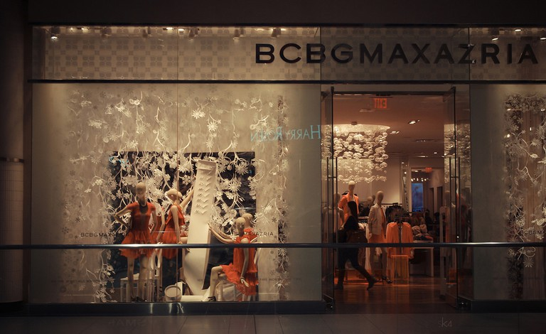 BCBG Storefront in Toronto ©Saku Takakusaki/ Flickr