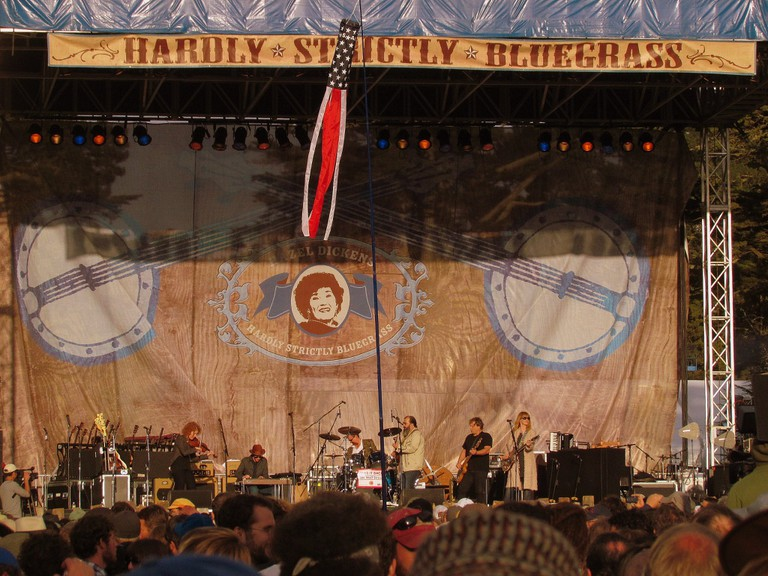 Hardly Strictly Bluegrass © David Berry/Flickr