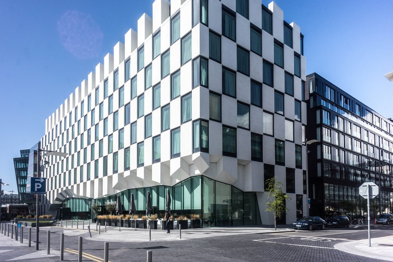 The Marker Hotel, Grand Canal Square, Dublin | © William Murphy/Flickr