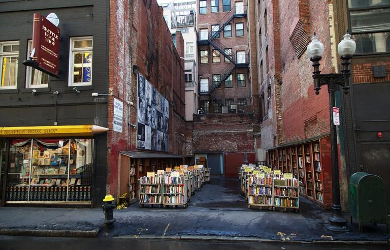 Brattle Book Shop| ©Chris Ball/Flickr