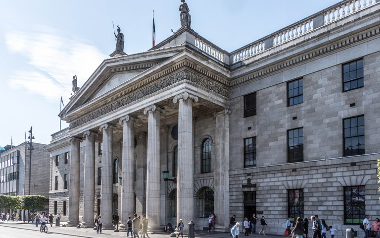 The General Post Office, Dublin | © William Murphy/Flickr