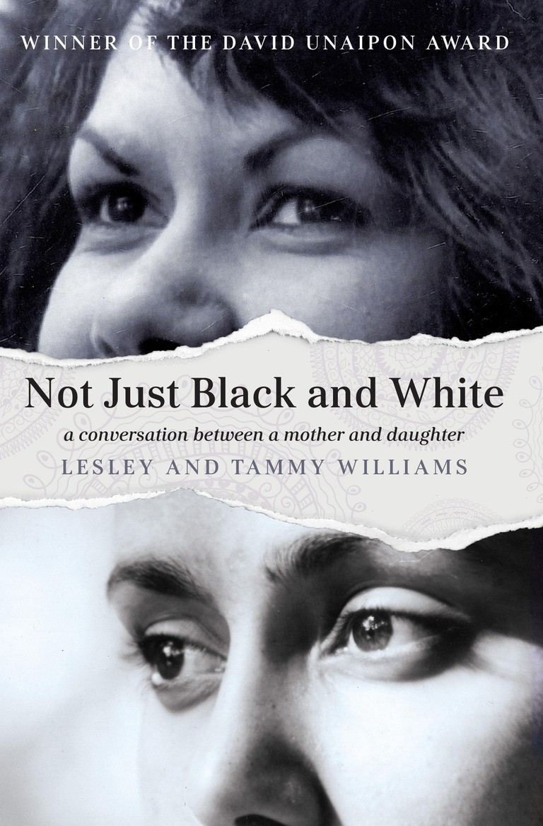 Not Just Black and White   © University of Queensland Press