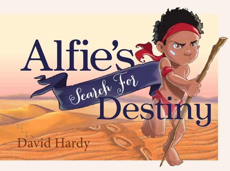 Alfie's Search For Destiny   © Magabala Books