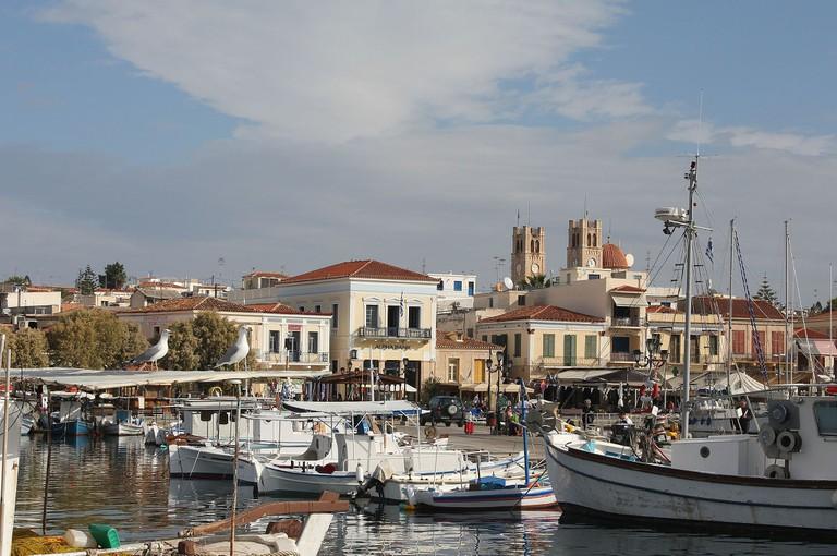 Aegina | © Benno Bickel/WikiCommons