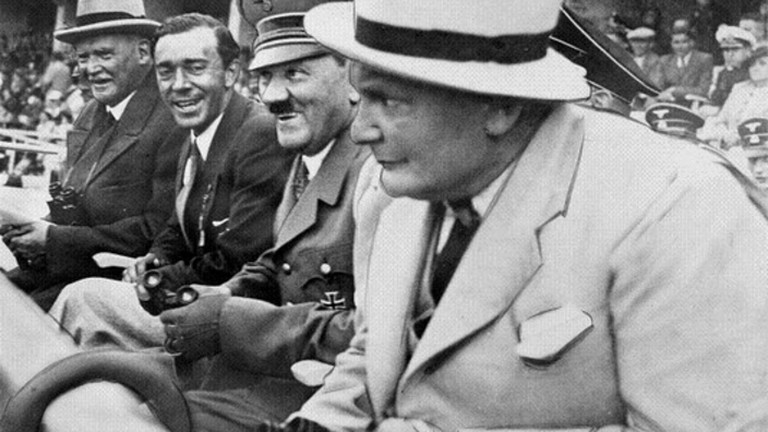 Hitler at the Olympics | © Urbourbo (talk | contribs)/WikiCommons