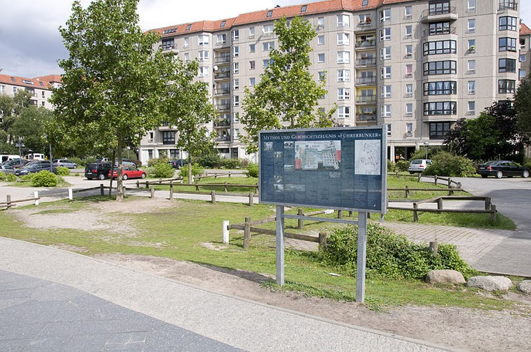Führerbunker | © Hnapel/WikiCommons