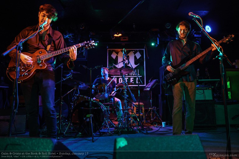 Calm & Crisis At Rock and Roll Hotel | © Alec Berry/Roxplosion