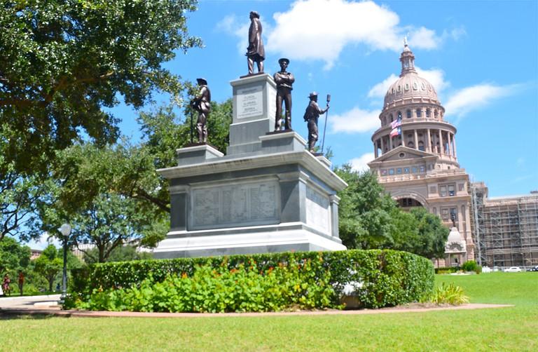 The Texas Capitol © Aubrey Cofield/Flickr