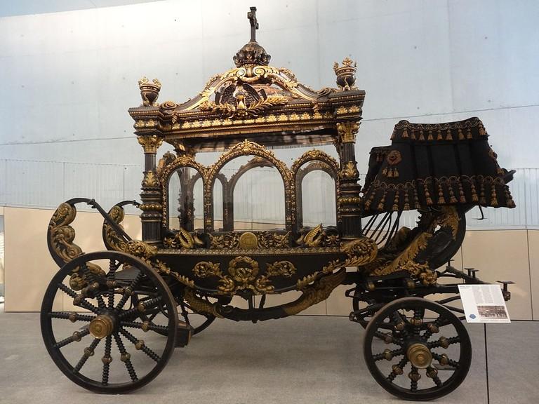 The 'Imperial' carriage | © Jordiferrer