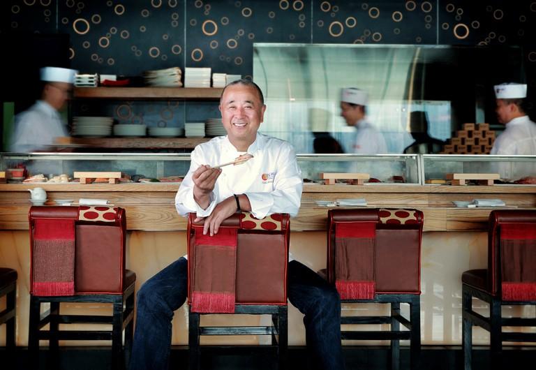 Chef Nobu Matsuhisa | Courtesy of InterContinental Hong Kong
