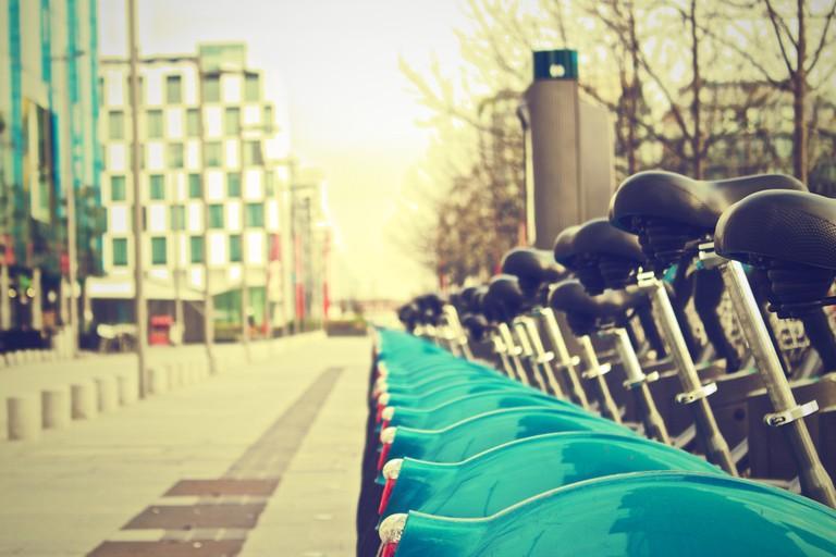 Dublin bikes | © Picography/Pexels