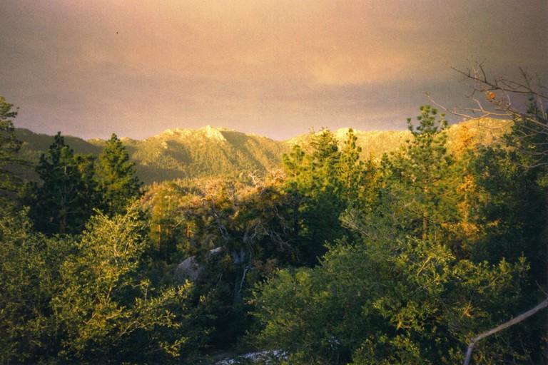 Sunrise Over Idyllwild © Christopher, Tania and Isabelle Luna/Flickr.com