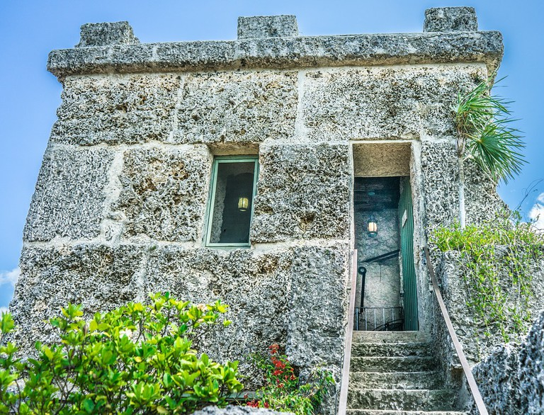 The Coral Castle is as mysterious as it is beautiful
