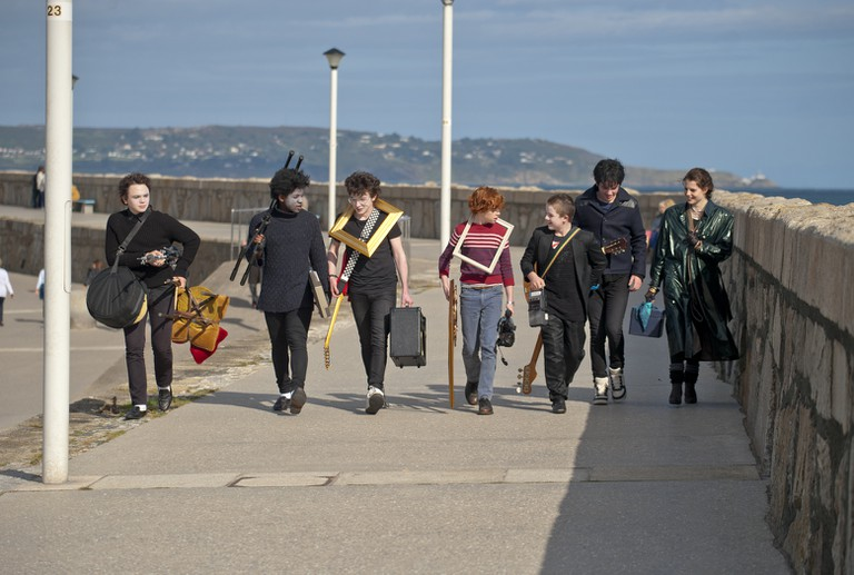 The Dublin Coast as featured in Sing Street (Lionsgate)