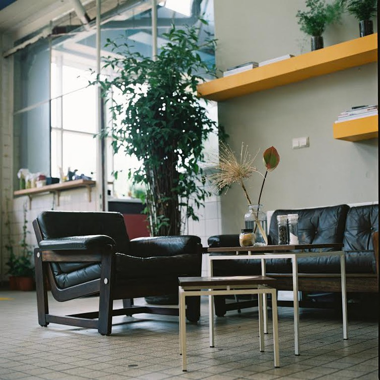 De School's café   © De School, Amsterdam