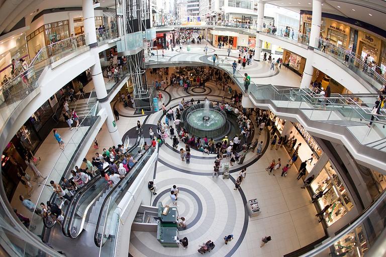 Eaton Centre, Toronto | © Svetlana Grechkina/WikiCommons