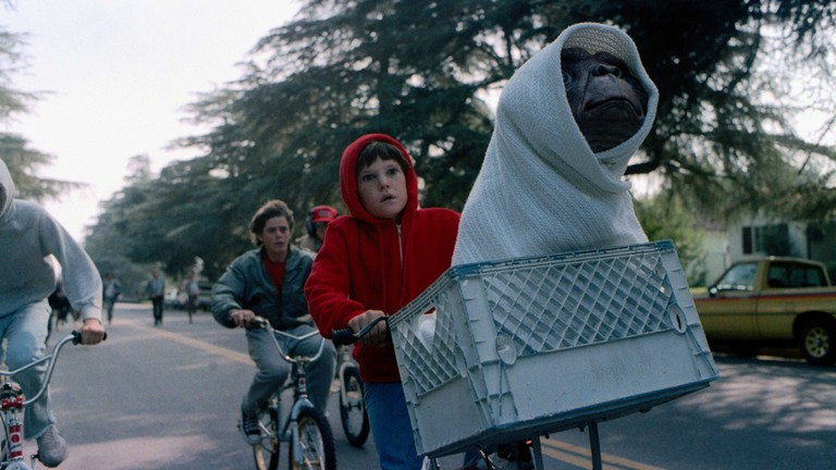 The E.T. gang © Universal Pictures