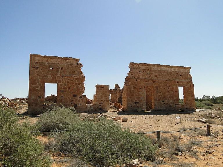 Exchange Hotel Farina © Peterdownunder/WikimediaCommons