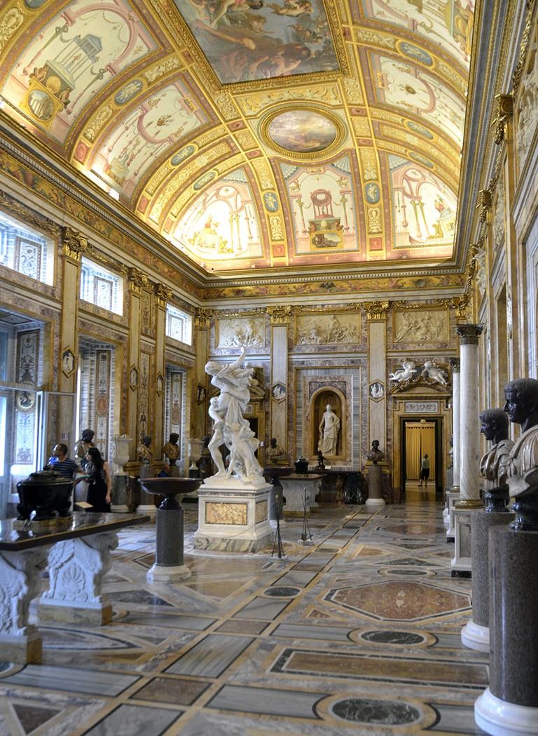 Galleria Borghese / ©Flickr/spirosk