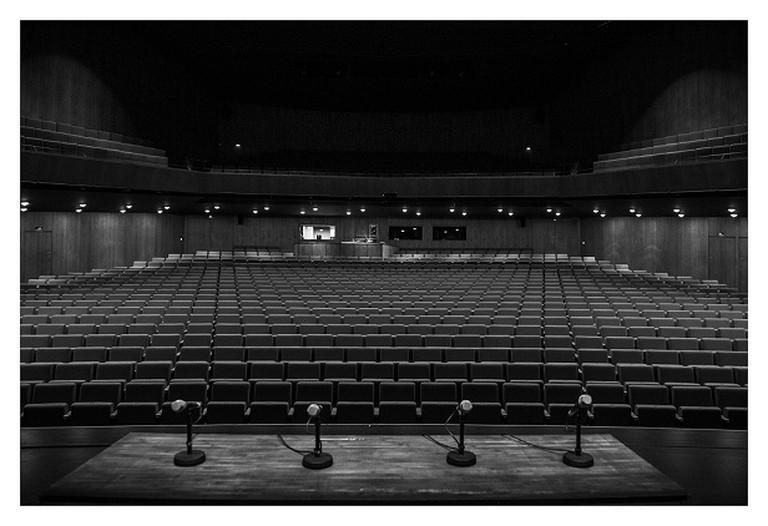 Big Stage © Ali Ghandtschi