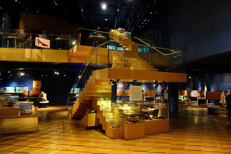 Interior View, Bata Shoe Museum | © Daderot/WikiCommons