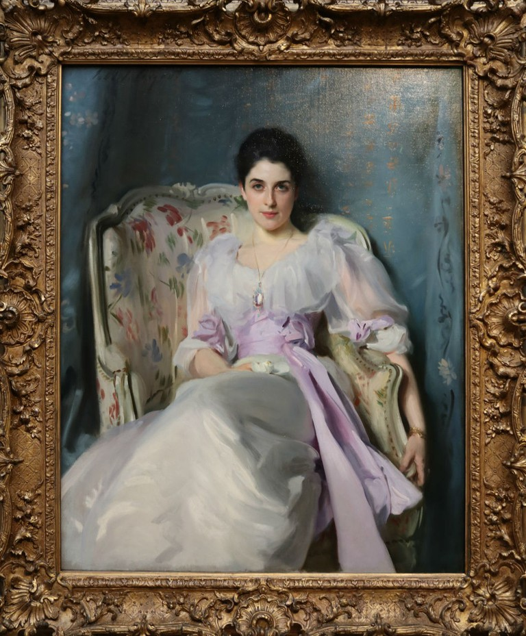 John Singer Sargent, Lady Agnew Of Lochnaw, c.1892-3 | Courtesy Of Tori Chalmers