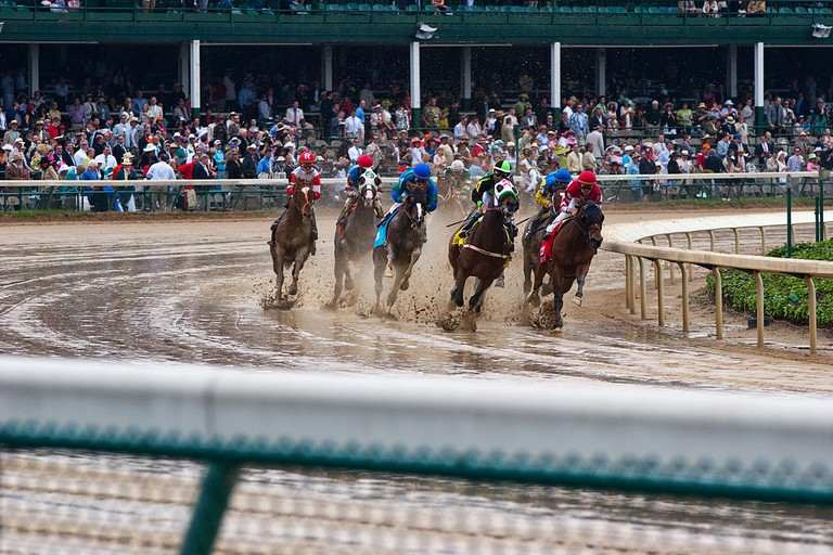 Kentucky Derby 2009 | © PandamicPhoto.com/WikiCommons
