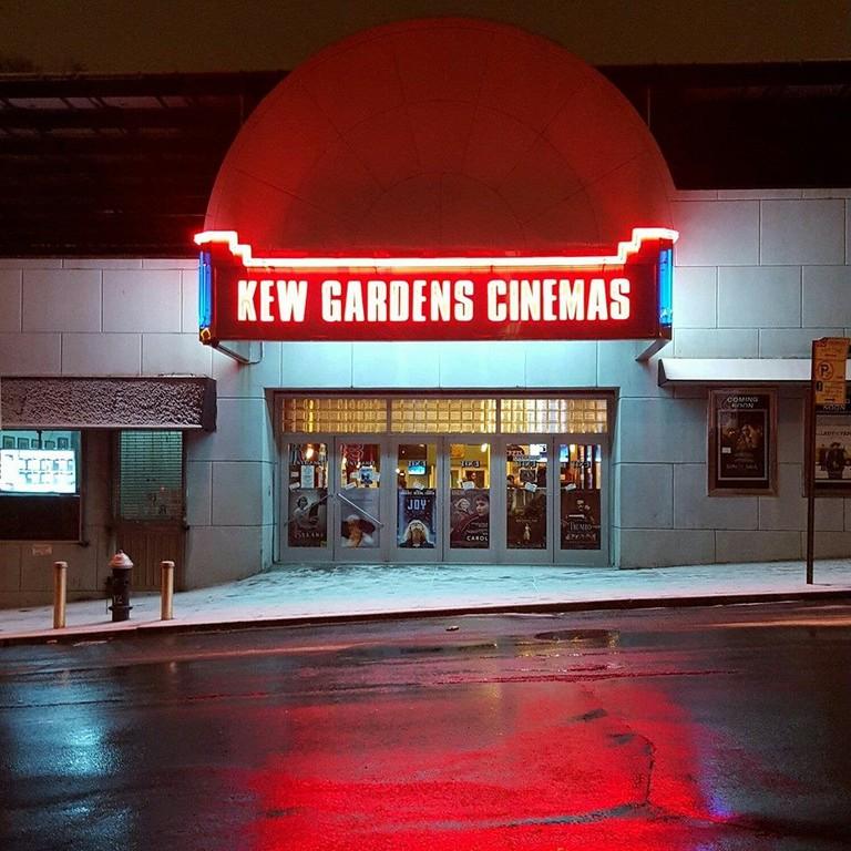 Photo courtesy of Kew Gardens Cinema